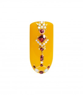 Nagels - Nail art - Nageldecoraties - Zelfklevende nageldecoraties - Luxury - autumn 2020 - REF. 149332
