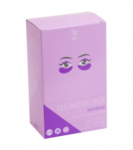 Pro accessoires - Displays - Display 15 x 2 jeugdig effect eye patches - REF. 400147