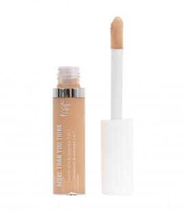 Make-up - Teint - Foundations - Monster2-in-1 foundation en concealer - More than you think - Beige hâlé - REF. 810535
