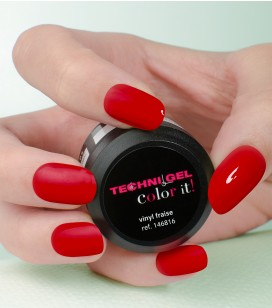Nagels - Kunstnageltechnieken - Color it! - vinyl fraise - REF. 146816