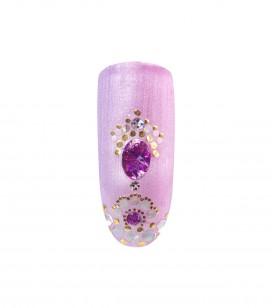 Nagels - Nail art - Nageldecoraties - Zelfklevende nageldecoraties - Luxury - REF. 149290