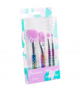 Make-up - Accessoires - Penselen - Set van 4 make-up penselen - REF. 135514