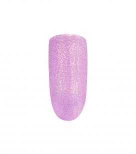 Nagels - Kunstnageltechnieken - Color it! - Color it UV & LED kleurengels voor nagels pailleté - Golden Purple - REF. 146344