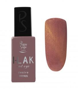 Nagels - Semi-permanente nagellak - I-lak semi-permanente nagellak - cat eye I-LAK - Desire - REF. 191905