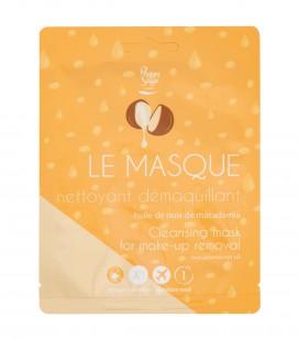 Gezichtsverzorging - Gezichtsverzorging - Make-up verwijderen - Reinigings- en make-up remover masker - REF. 401282EC