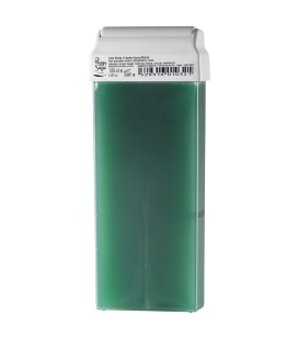 Epileren - Was - Lauwe was - In vet oplosbare lauwwarme waxcassette - vert - REF. 601032