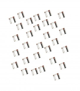 Nagels - Nail art - Nageldecoraties - Strasseenjes* voor nagels - REF. 148039