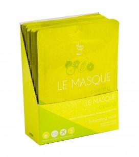 Pro accessoires - Displays - Display 15 peelingmaskers - REF. 401285
