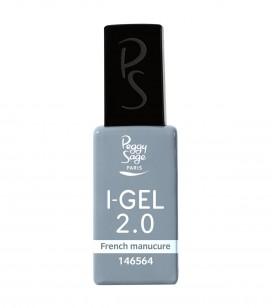 Nagels - Kunstnageltechnieken - I-gel - French manicure UV&LED I-GEL 2.0 - REF. 146564