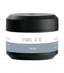 Nagels - Kunstnageltechnieken - I-gel - Bouwgel transparant UV&LED I-GEL 2.0 - REF. 146565