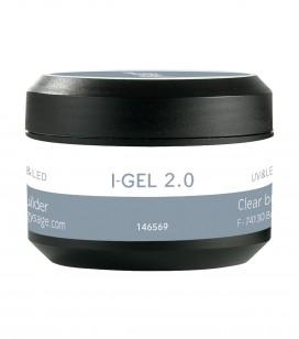 Nagels - Kunstnageltechnieken - I-gel - Bouwgel transparant UV&LED I-GEL 2.0 - REF. 146569