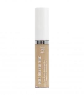 Make-up - Teint - Foundations - Monster2-in-1 foundation en concealer - More than you think - Beige noisette - REF. 810525