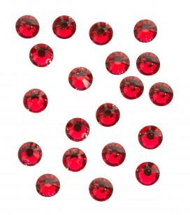 Nagels - Nail art - Strasseenjes voor nagels - Strass pour ongles -  scarlet - REF. 148016