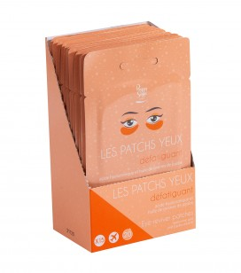 Pro accessoires - Displays - Display 15 x 2 antivermoeidheid eye patches - REF. 400145