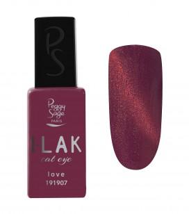 Nagels - Semi-permanente nagellak - I-lak semi-permanente nagellak - cat eye I-LAK - Love - REF. 191907
