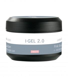Nagels - Kunstnageltechnieken - I-gel - Bouwgel roze UV&LED I-GEL 2.0 - REF. 146570