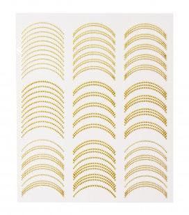 Nagels - Nail art - Nageldecoraties - Zelfklevende nageldecoraties - REF. 149717