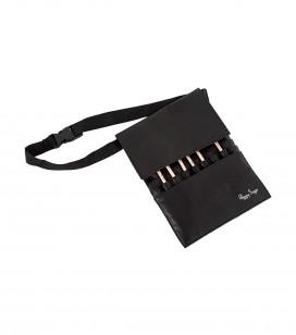 Pro accessoires - Cabine accessoires en textiel - Schort voor make-up penselen - REF. 135402