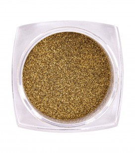 Nails - Nail art - Nail decorations - Nail glitters - metallic bronze - Sku 149779