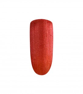 Nails - Artificial nail construction - Color it! - Color it coloured UV & LED nail gel - intense flame - Sku 146331