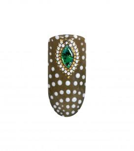 Nails - Nail art - Nail decorations - Decorative nail stickers - Luxury - autumn 2020 - Sku 149333
