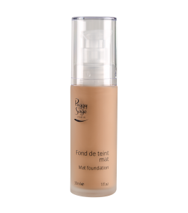 Mat foundation - beige hâlé