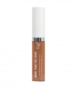 Make-up - Complexion - Foundations - More Than You Think foundation and concealer 2-in-1 - Bronze - Sku 810550