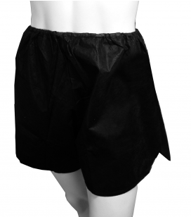 Disposable men's boxer shorts