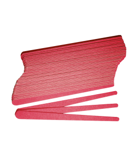 Professional manicure nail files