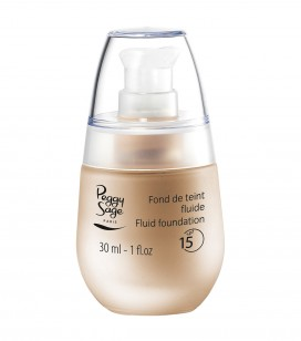 Fluid foundation - beige miel