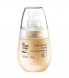 Fluid foundation - beige noisette