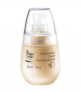 Fluid foundation - beige doré