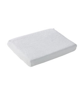 White manicure cushion and cover