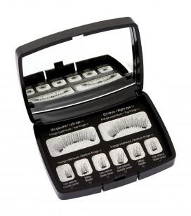 Make-up - Eyes - False eyelashes - Magnetic false lashes - Sara - Sku 130851
