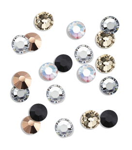 Nails - Nail art - Nail decorations - Rhinestones for nails - multicolore - Sku 148000