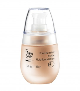 Fluid foundation - beige naturel