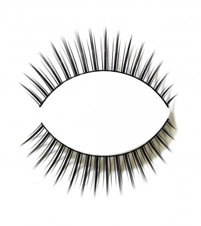 Maquillage - Yeux - Faux cils - Faux cils - sophistication - Réf. 130900