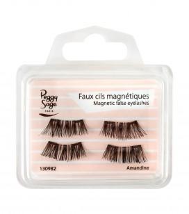 Maquillage - Yeux - Faux cils - Faux cils magnétiques - Amandine - Réf. 130982