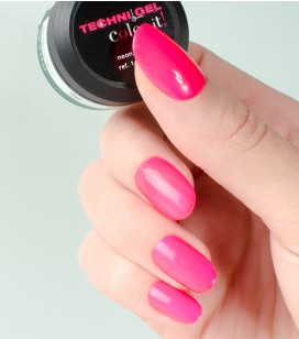 Gel de couleur pour ongles UV & LED Neon fashion - neon pink