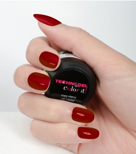 Gel de couleur pour ongles UV & LED Color it - crazy cherry