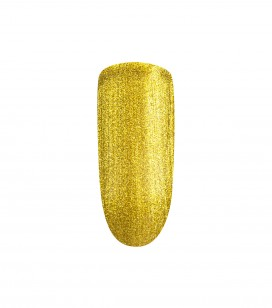 Ongles - Prothésie ongulaire - Color it! - Gel UV- sparkling gold - Réf. 146334