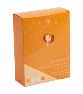 Accessoires pro - Présentoirs - Présentoir 15 masques nettoyant démaquillant - Réf. 401283