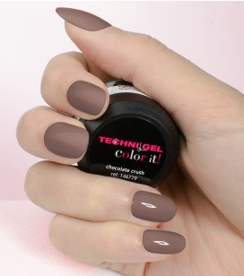 Gel de couleur pour ongles UV & LED Color it - chocolate crush