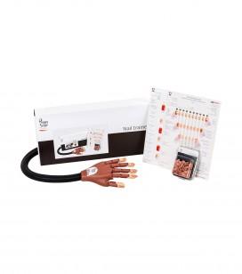 Ongles - Accessoires - Entraînement - présentation - Nail trainer - Réf. 147030