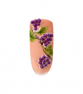 Ongles - Nail art - Décors pour ongles - Carrousel 600 strass pour ongles - Réf. 149976