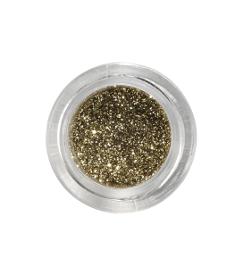Maquillage - Corps - Paillettes - or - Réf. 880081