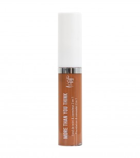 Maquillage - Teint - Fonds de teint - More than you think - FDT & correcteur 2 en 1 - Mocha - Réf. 810555