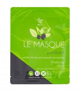 Soins du visage - Soin du visage - Purifier - Le masque purifiant - Réf. 401296EC