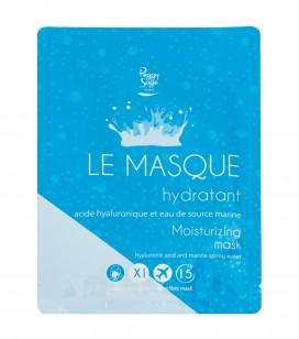 Soins du visage - Soin du visage - Apaiser - Le masque hydratant - Réf. 401290EC