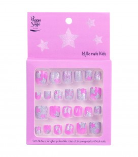 Ongles - Vernis à ongles - Collection kids - Idyllic nails - Kids - Réf. 151400